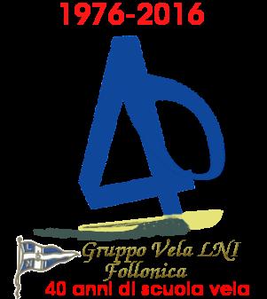 GV LNI Follonica 40 anni di scuola vela